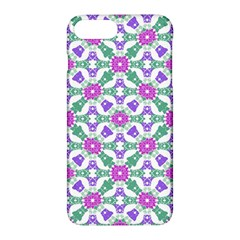 Multicolor Ornate Check Apple Iphone 7 Plus Hardshell Case