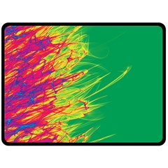 Fire Fleece Blanket (Large)