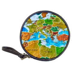 World Map Classic 20-CD Wallets