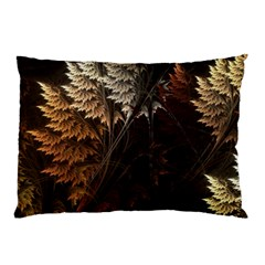 Fractalius Abstract Forests Fractal Fractals Pillow Case (Two Sides)
