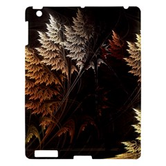 Fractalius Abstract Forests Fractal Fractals Apple iPad 3/4 Hardshell Case