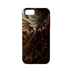Fractalius Abstract Forests Fractal Fractals Apple iPhone 5 Classic Hardshell Case (PC+Silicone)