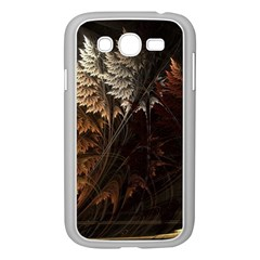 Fractalius Abstract Forests Fractal Fractals Samsung Galaxy Grand DUOS I9082 Case (White)
