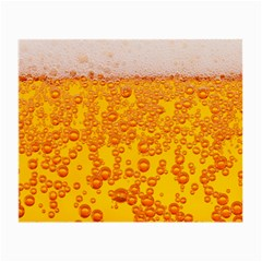 Beer Alcohol Drink Drinks Small Glasses Cloth (2-Side)