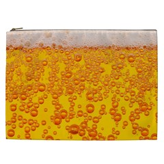 Beer Alcohol Drink Drinks Cosmetic Bag (XXL)