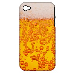 Beer Alcohol Drink Drinks Apple iPhone 4/4S Hardshell Case (PC+Silicone)