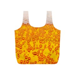 Beer Alcohol Drink Drinks Full Print Recycle Bags (S)