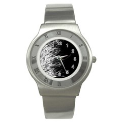Fire Stainless Steel Watch