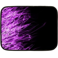 Fire Double Sided Fleece Blanket (Mini)