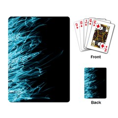 Fire Playing Card