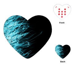 Fire Playing Cards (Heart)