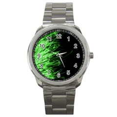 Fire Sport Metal Watch