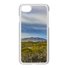 Patagonian Lanscape Scene, Santa Cruz, Argentina Apple Iphone 7 Seamless Case (white)