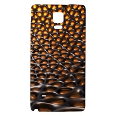 Digital Blasphemy Honeycomb Galaxy Note 4 Back Case