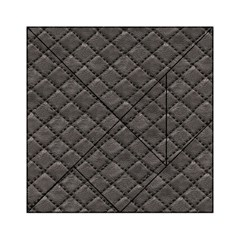 Seamless Leather Texture Pattern Acrylic Tangram Puzzle (6  x 6 )