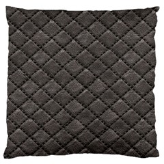 Seamless Leather Texture Pattern Standard Flano Cushion Case (Two Sides)