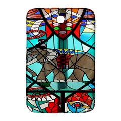 Elephant Stained Glass Samsung Galaxy Note 8.0 N5100 Hardshell Case