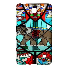 Elephant Stained Glass Samsung Galaxy Tab 4 (7 ) Hardshell Case