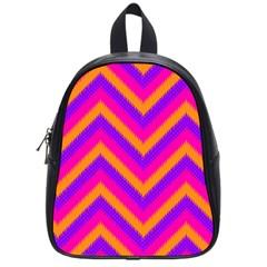 Chevron School Bags (Small)