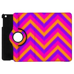 Chevron Apple iPad Mini Flip 360 Case