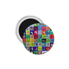 Exquisite Icons Collection Vector 1.75  Magnets