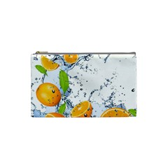 Fruits Water Vegetables Food Cosmetic Bag (Small)
