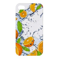 Fruits Water Vegetables Food Apple iPhone 4/4S Premium Hardshell Case