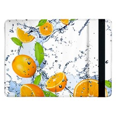 Fruits Water Vegetables Food Samsung Galaxy Tab Pro 12.2  Flip Case