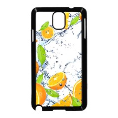 Fruits Water Vegetables Food Samsung Galaxy Note 3 Neo Hardshell Case (Black)
