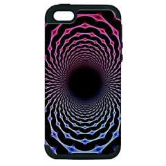 Spider Web Apple iPhone 5 Hardshell Case (PC+Silicone)