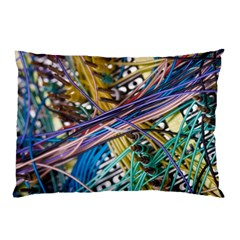 Circuit Computer Pillow Case (Two Sides)