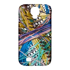 Circuit Computer Samsung Galaxy S4 Classic Hardshell Case (PC+Silicone)