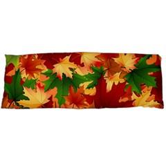Autumn Leaves Body Pillow Case (Dakimakura)