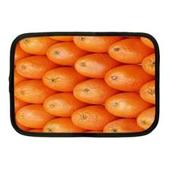 Orange Fruit Netbook Case (Medium)