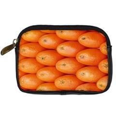Orange Fruit Digital Camera Cases