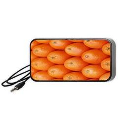 Orange Fruit Portable Speaker (Black)
