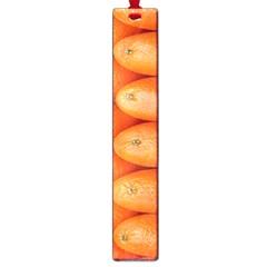 Orange Fruit Large Book Marks