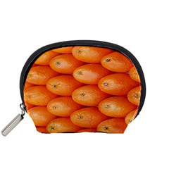 Orange Fruit Accessory Pouches (Small)