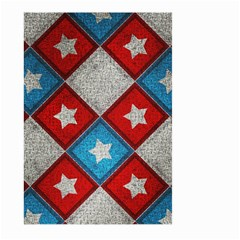 Star Color Large Garden Flag (Two Sides)