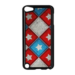 Star Color Apple iPod Touch 5 Case (Black)