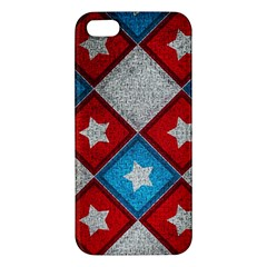 Star Color iPhone 5S/ SE Premium Hardshell Case