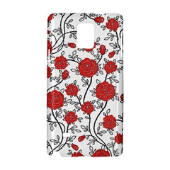 Texture Roses Flowers Samsung Galaxy Note 4 Hardshell Case