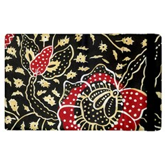 Art Batik Pattern Apple iPad 3/4 Flip Case