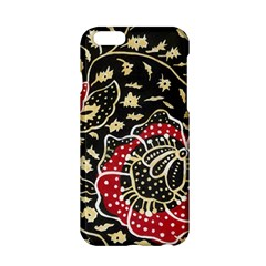 Art Batik Pattern Apple iPhone 6/6S Hardshell Case