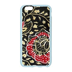Art Batik Pattern Apple Seamless iPhone 6/6S Case (Color)