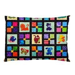 Animal Party Pattern Pillow Case