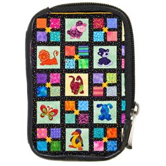 Animal Party Pattern Compact Camera Cases
