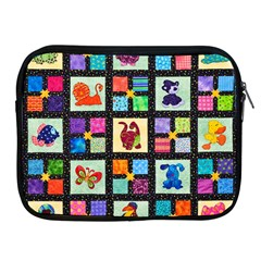 Animal Party Pattern Apple iPad 2/3/4 Zipper Cases