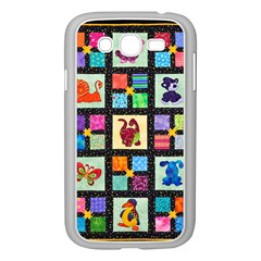 Animal Party Pattern Samsung Galaxy Grand DUOS I9082 Case (White)