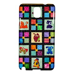 Animal Party Pattern Samsung Galaxy Note 3 N9005 Hardshell Case
